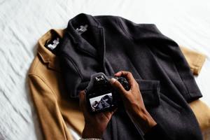 photographier des vêtements pour le vendre