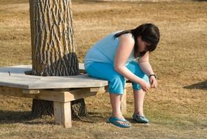 le diététicien peut accompagner une enfant en souffrance à cause de son poids