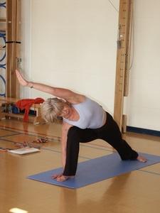 activité physique indispensable à la ménopause